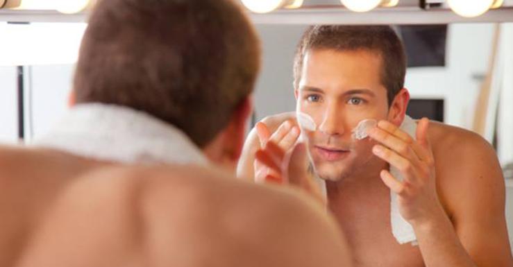 cosmetici uomo rasatura