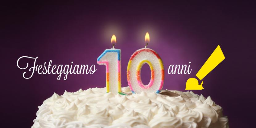 10 anni Elicina