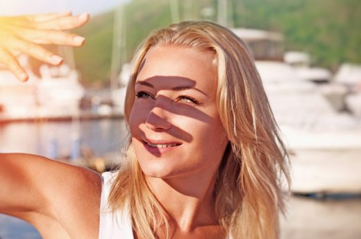 scrub sole abbronzatura solari
