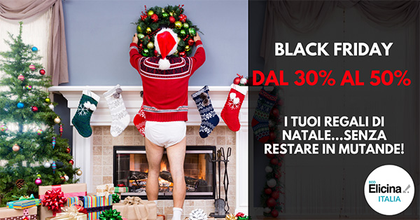 Black Friday Elicina