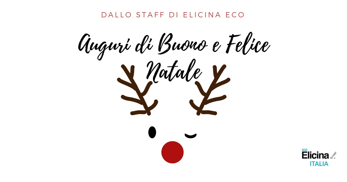 Buone Feste da Elicina Eco