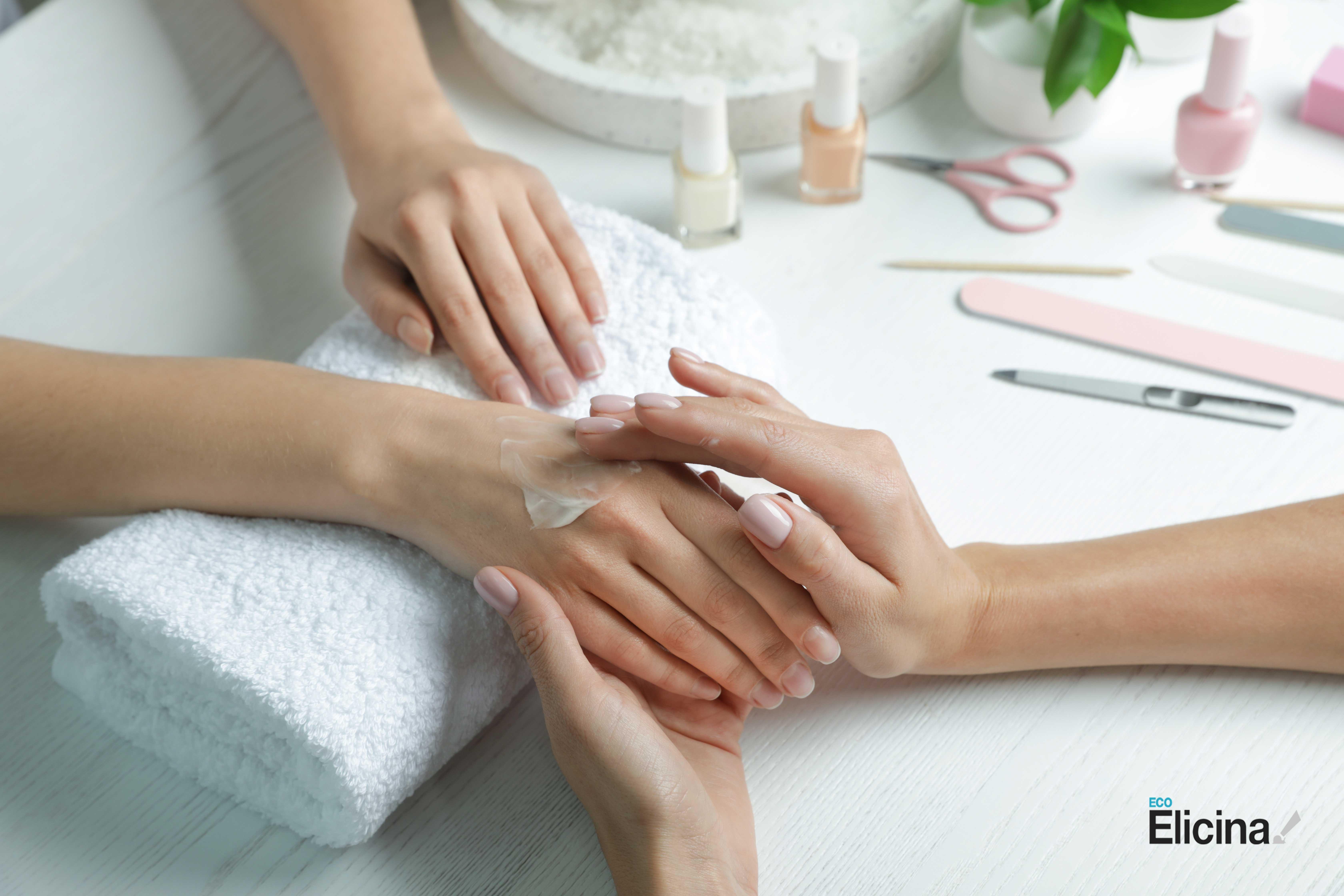 mani belle e curate